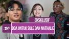 Eksklusif! Rizky Febian Restui Sule dan Nathalie Holscher Menikah