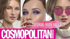 Long Lasting Nude Makeup Tutorial | Cosmo Indonesia