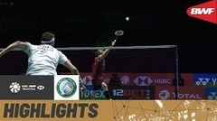 Match Highlight | Lee Zii Jia (Malaysia) 2 vs 1 Viktor Axelsen (Denmark) | Yonex All England Open Badminton Championship 2021