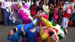 Drum Band Anak SD MI Karnaval Kedungwuni