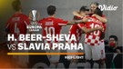 Highlight - Hapoel Beer-Sheva vs Slavia Praha I UEFA Europa League 2020/2021