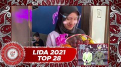 Aduuhh Faul LIDA Perhatian Bangettt!! Paket Berbuka Buat Berlian (Sultra)!! Bikin Blossom   LIDA 2021