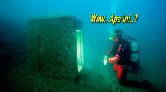 10 Benda Mengejutkan yang Ditemukan di Dasar Laut