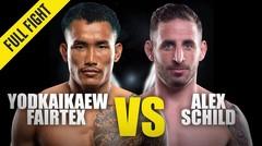 Yodkaikaew Fairtex vs. Alex Schild - ONE Championship Full Fight