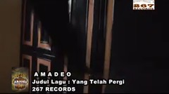 Amadeo - Yang Telah Pergi (Official Music Video)