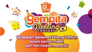Kontes Greeting 9empita OShop