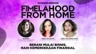 Serunya Sharing Session Fimelahood From Home Kemerdekaan Finansial