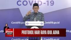PBNU Himbau Umat Islam Patuhi Protokol Covid-19 Saat Hari Raya Idul Adha