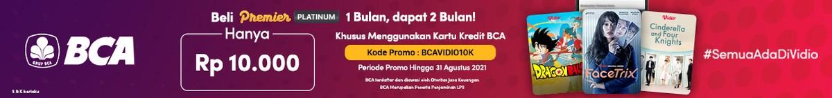 BD - BCA 30 hari