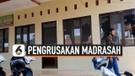 Gedung Madrasah Rusak Dilempari Gerombolan Pemuda