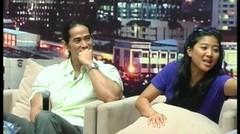 Parah! Hostnya Reza Bukan & Farid aja pakai penjepit bulu mata