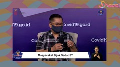 VIDEO: Kenali Pentingnya 3T Untuk Memutus Penularan Covid-19