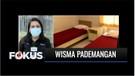 109 Pasien Covid-19 Diisolasi di Wisma Pademangan