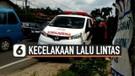 Video Viral, Ambulans Dihalangi Pengendara Mobil