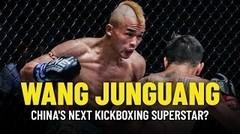 Wang Junguang: China's Next Kickboxing Superstar?
