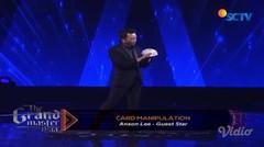 Kecepatan Tangan Anson Lee Membuat Tercengang   The Grand Master Asia