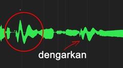 10 Rekaman Suara Misterius Yang Tak Bisa Dijelaskan Oleh Manusia - Menyeramkan euy..!!