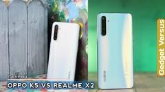 Bagus Mana Oppo K5 VS Realme X2