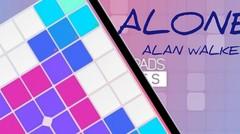 Playing ALONE - ALAN WALKER (superpads light)
