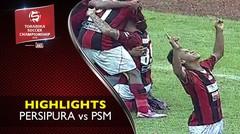 Persipura Jayapura Vs PSM Makassar 4-2: Tim Mutiara Hitam Raih Gelar Juara