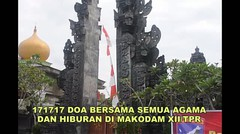 171717 DOA BERSAMA KODAM TANJUNGPURA