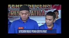Preman Ditangkap Semarang