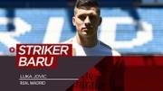 Striker Baru Real Madrid, Luka Jovic Diperkenalkan