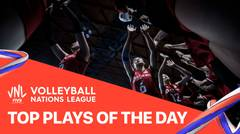 Top Plays of the Day   VNL WOMEN'S 19/06/2021