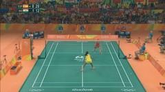 Badminton WS Final - Carolina Marin vs Sindhu Pursala V. (Olympic Games 2016)
