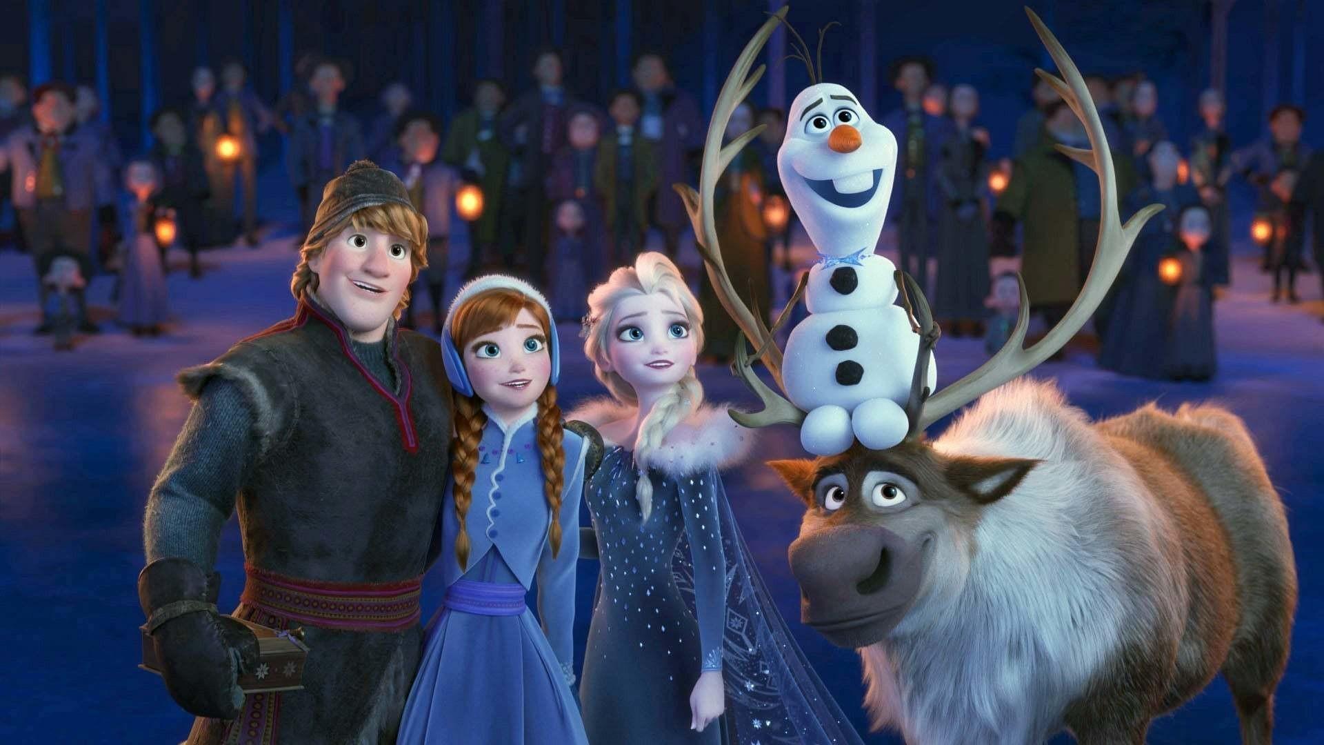Cerita Frozen 2 Bahasa Indonesia