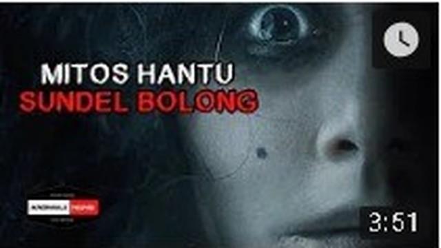 810 Foto Hantu Sundel Bolong HD Terbaru