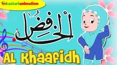 AL KHAAFIDH |  Lagu Asmaul Husna Seri 3 Bersama Diva | Kastari Animation