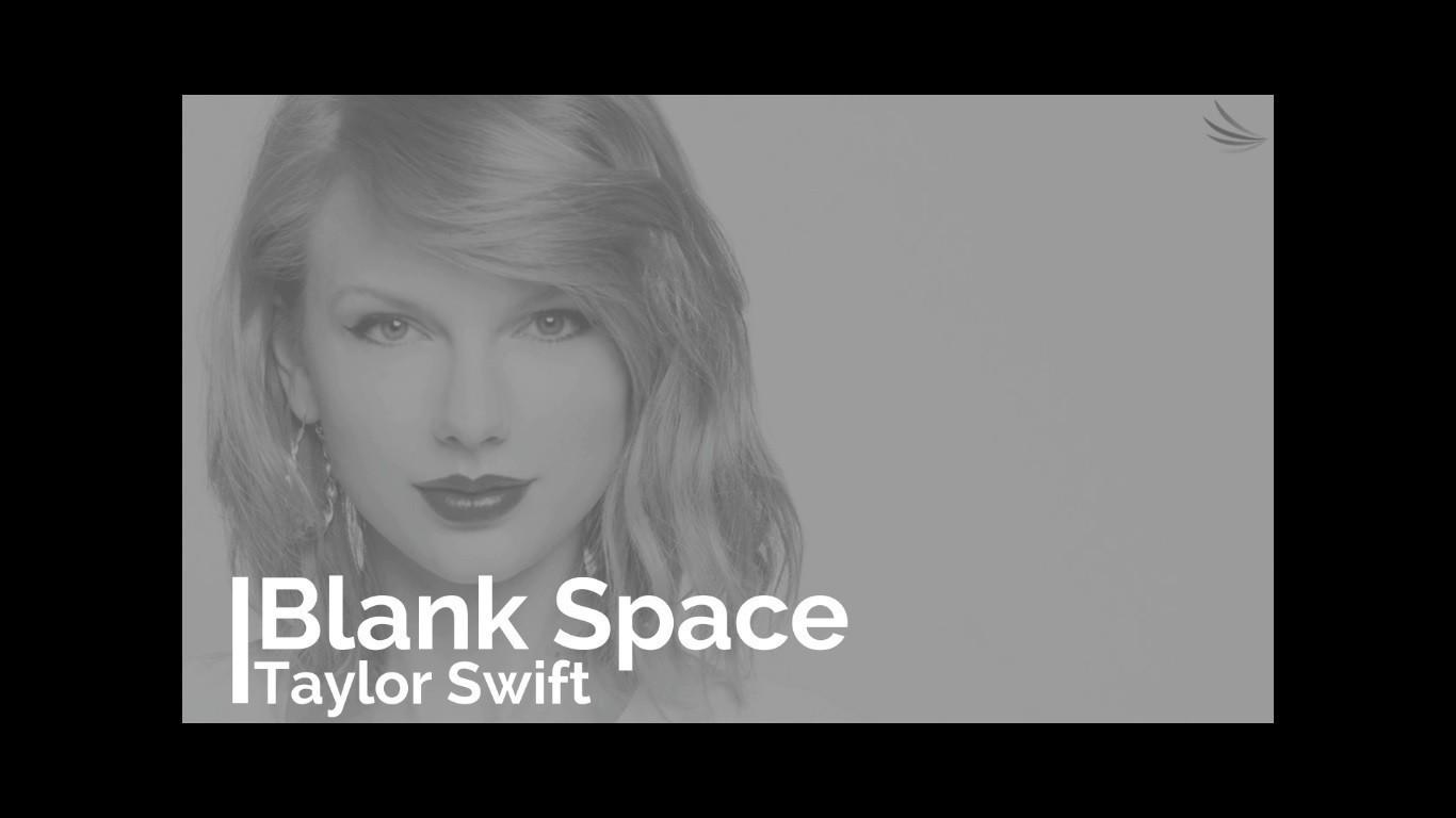 Taylor Swift Blank Space Lirik Vidio Com