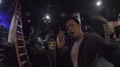 Ariel NOAH - Check Sound untuk Live Concert di New York
