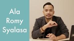 Ala Romy Syalasa - Jangan Di Lakukan Saat Interview Kerja