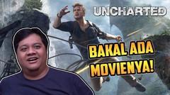 Uncharted Bakal Ada Movienya!? Kekuatan PS5 Luar Biasa! - TAG NEWS