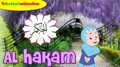 AL HAKAM |  Lagu Asmaul Husna Seri 3 Bersama Diva | Kastari Animation