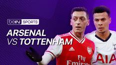 Arsenal vs Tottenham | Rerun | 31 MAR 2020 | 22:00 WIB | Premier League