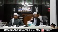 Bumi Bulat atau Datar Ustadz Abdul Somad