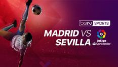 Real Madrid vs Sevilla - La Liga  - 18 Jan 2020 | 22:00 WIB