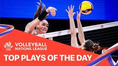 Top Plays of the Day   VNL WOMEN'S 18/06/2021