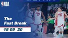 The Fast Break | Cuplikan Pertandingan - 18 September 2020 | NBA Regular Season 2019/20