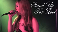 Stand  up For Love - Marsya Gusman. Live in Melbourne