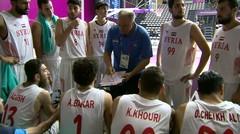 Full Match Bola Basket Putra Suriah vs Indonesia 76 - 66 | Asian Games 2018