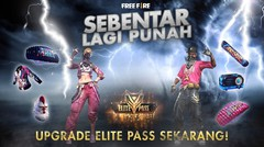 Elite Pass Punah - Garena Free Fire
