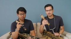 Belajar Saxophone Itu Mudah! (Meniup Saxophone)