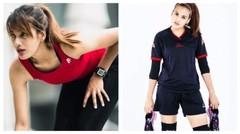 Cantiknya Niena Azman Kiper Timnas Futsal Puteri Malaysia Bikin Netizen Meleleh