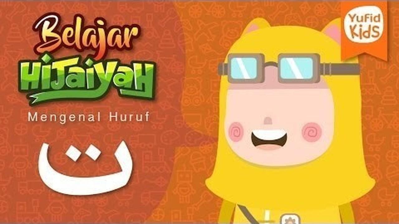 Streaming Belajar Hijaiyah  Mengenal Huruf Ta   Vidio.com