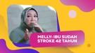 Melly Goeslaw Nyaris Tak Bisa Jenguk Mertuanya di Rumah Sakit