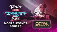 Mobile Legends Series 6 - FINAL DAY